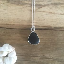 Pirate Seaglass Necklace - Fal Bay