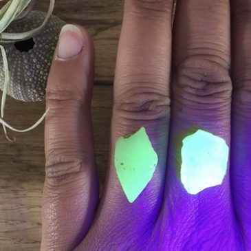 What is UV seaglass?