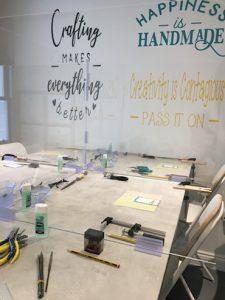 Inside Inspire Makers Workshop